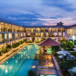 INVESTMENT CONTINUES TO POUR INTO CAMBODIA'S TOURISM SECTOR AND HOSPITALITY INDUSTRY
